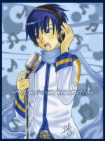 Kaito - Vocaloid by yesi-chan