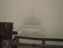 Ferry Out Of The Rain by wolfwings1