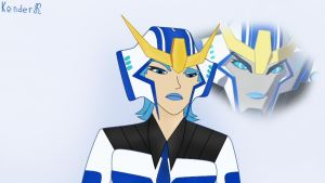 Strongarm humanized by Kendren
