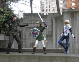 Sakura Con 09: BRAWL by CrushMyVelvet