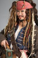You shall address me as 'Captain' Jack Sparrow by SweeneyT-DemonBarber