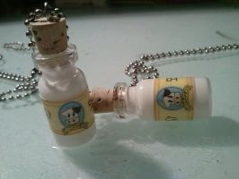 Lon Lon Milk Necklace FOR SALE by MaddieLea