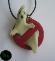 Ghostbusters Pendant by ProSvet