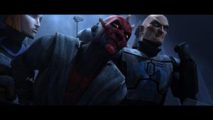 Lord Maul Caught by Vitanifan55