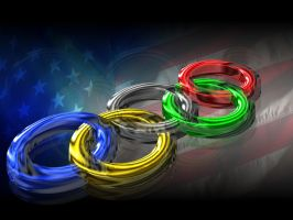 Olympic Rings by Madhatterl7