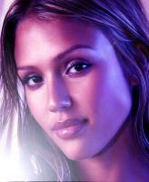 jessica alba by KingSting