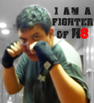 Fighter of H8 by RecycledSushi