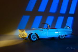 Ford Thunderbird by NellyGraceNG