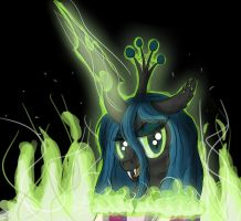 Mischief Chrysalis by NiegelvonWolf