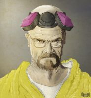 The one who knocks by Lh0o