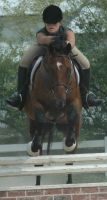 jump 14 by stockhorse