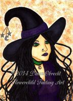 Little Witchy Cat Eyes by jenely