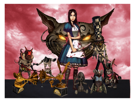 Alice madness returns by pixieangle