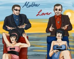 Mother Lovers by Reggamuffin