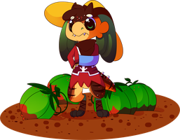 Harvest Moon (November Event 16) by Riboo