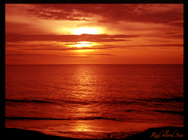 Red Blood Sea by Teshah