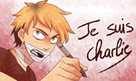Je suis Charlie by Kyoichii