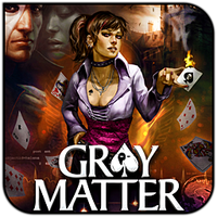 Gray Matter Icon by Alucryd