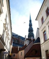 Old Town by TheTaier