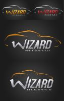 wizard systems logo by hzse