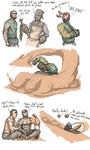 The One-armed Earthbender 3 by moptop4000