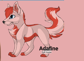 Adafine by FlamesOfShadows