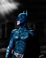 The Dark Knight by alineumann