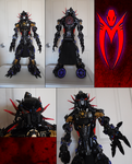 supreme Leader Makuta by ShadowWolfHount
