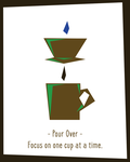 Coffee Designs - Pour Over by kyle-culver