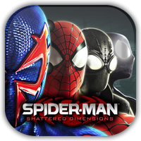 Spider-man SD Game Icon by Wolfangraul