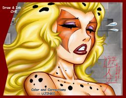 Cheetara Color by ujinko