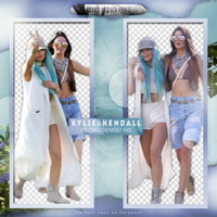 +Photopack png de Kylie y Kendall. by MarEditions1