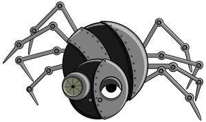 Spider Bot by Tamtan