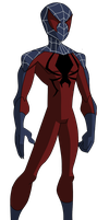 The Spectacular Spider-Man 2099 FlipSide by ValrahMortem