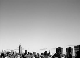New York Skyline by averylaser