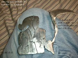 Grim Reaper Belt Buckle by DrCropes