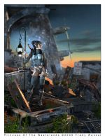 Princess Of The Wastelands by Fredy3D