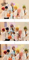 [KnB] Behind The Scene 2 by PopoNyan