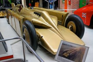 Golden Arrow by smevcars