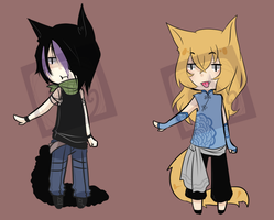 Adoptables - OPEN by Adventure-Adoptables
