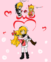 Happy Valentines Linkies by Ask-Pink-Linkette
