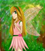 Fairy by LenaLightwood