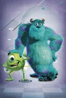 Monsters Inc by Extreme001