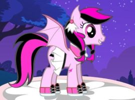 Pony Maker: Draculaura by 2sweetthe2nd