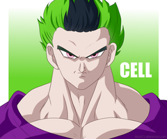 Humanized - CELL by JuneReito