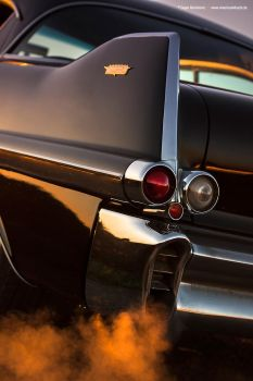 1957 Cadillac Series 62 - Shot 14 by AmericanMuscle