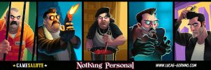 Nothing Personal Favorite Five by Cowboy-Lucas
