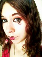 simple emilie autumn makeup by InkIsMyPassion
