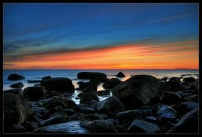 Alnes Sunset by dr-phoenix