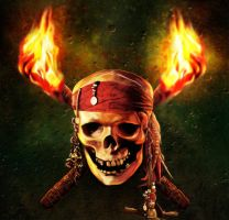 skull pirates by adrigbc